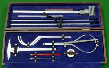 身体測定器製作